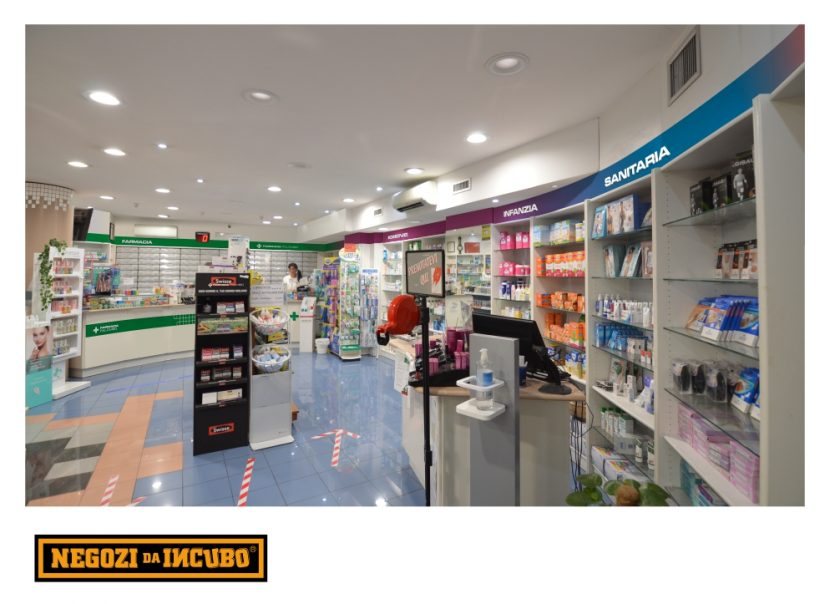 farmacia restyling colombo
