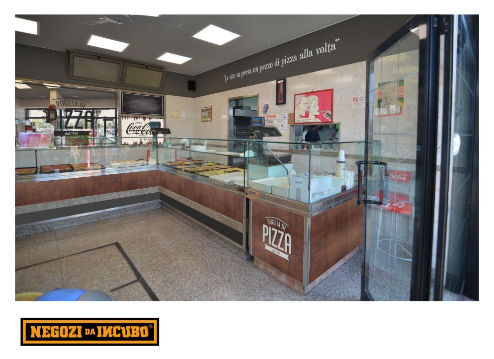 pizzeria restyling ristrutturazione acilia