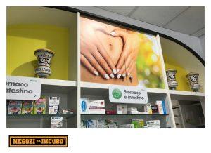 farmacia restyling cassa sportello