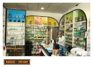 farmacia restyling ristrutturare tinteggiare