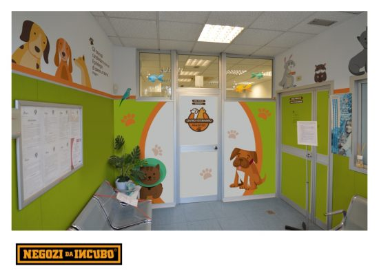 restyling clinica veterinaria pet
